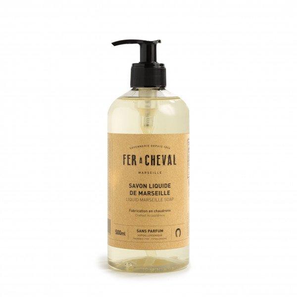 Fragrance-free Marseille Liquid soap 500 ml