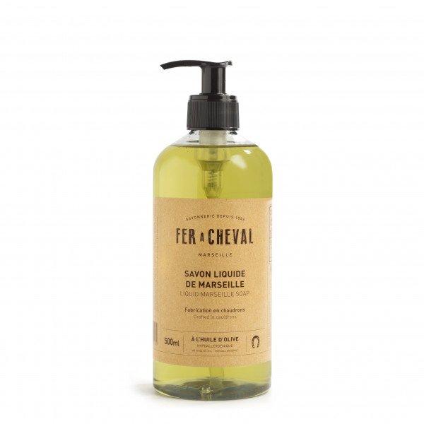 Olive Marseille Liquid Soap 500ml