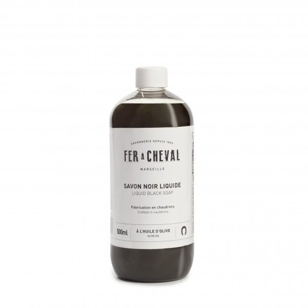 Liquid Black Soap 500ml