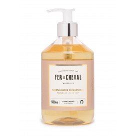 Marseille Liquid Soap Olive Blossom 500ml
