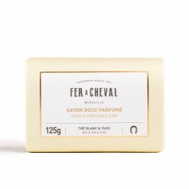 Gentle Perfumed Soap White Tea & Yuzu 125g