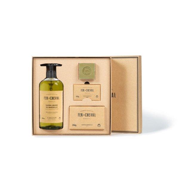 Pure Olive Gift Set