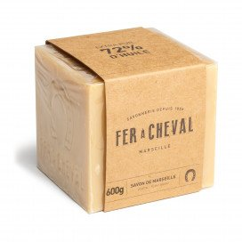 Vegetal Marseille Soap Cube 600g