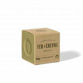 Savon de Marseille Cube Olive 100g