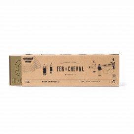 Savon de Marseille Barre Tranchée Olive 1kg - Edition limitée