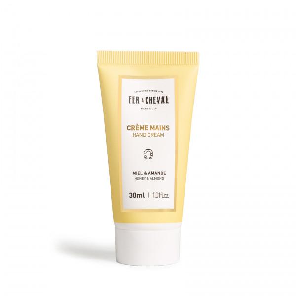 Crème mains parfumée Miel & Amande