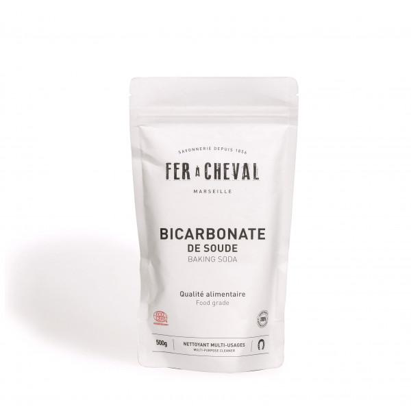 Bicarbonate de soude 500g, nettoyant multi-usages