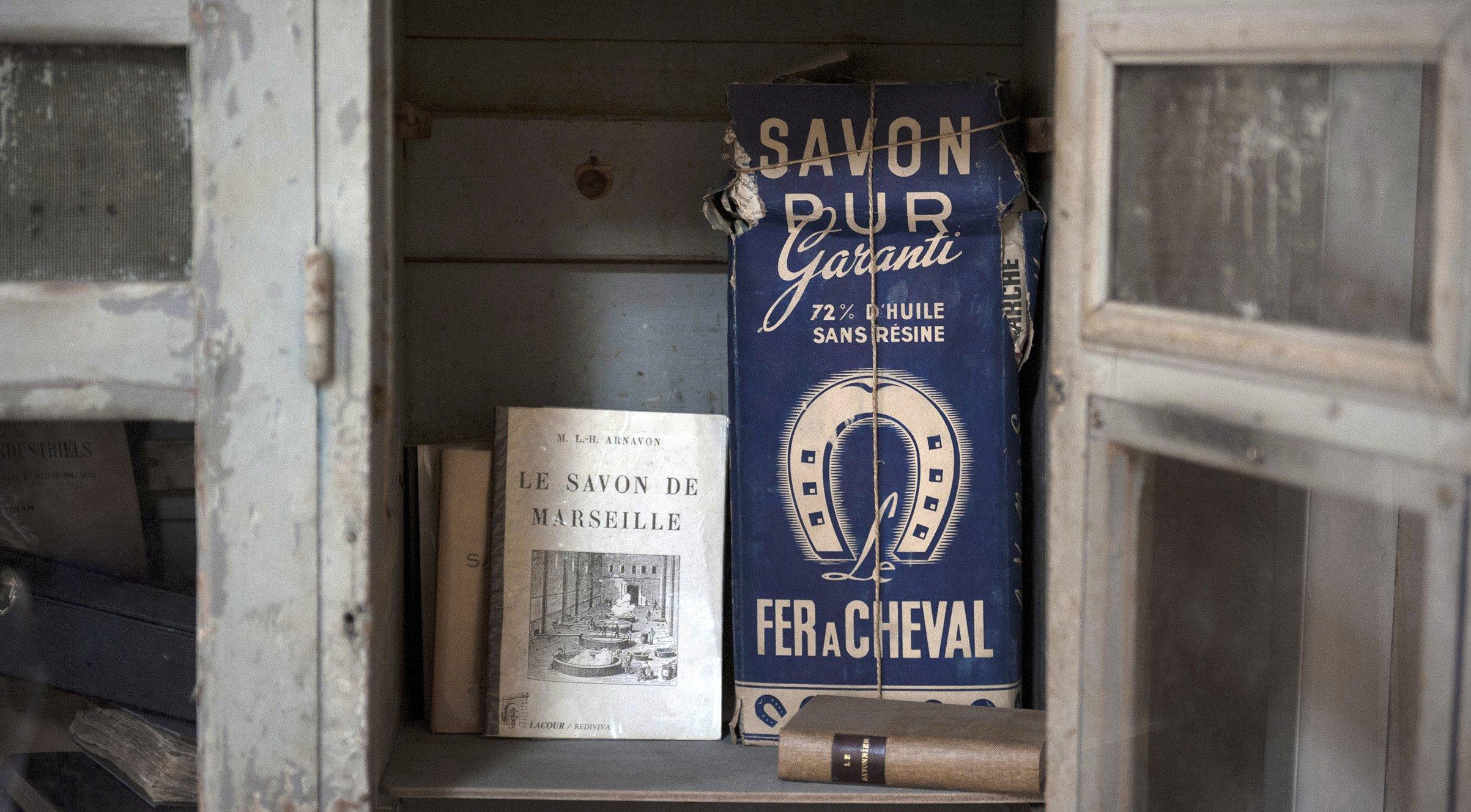 Savon de Marseille depuis 1856