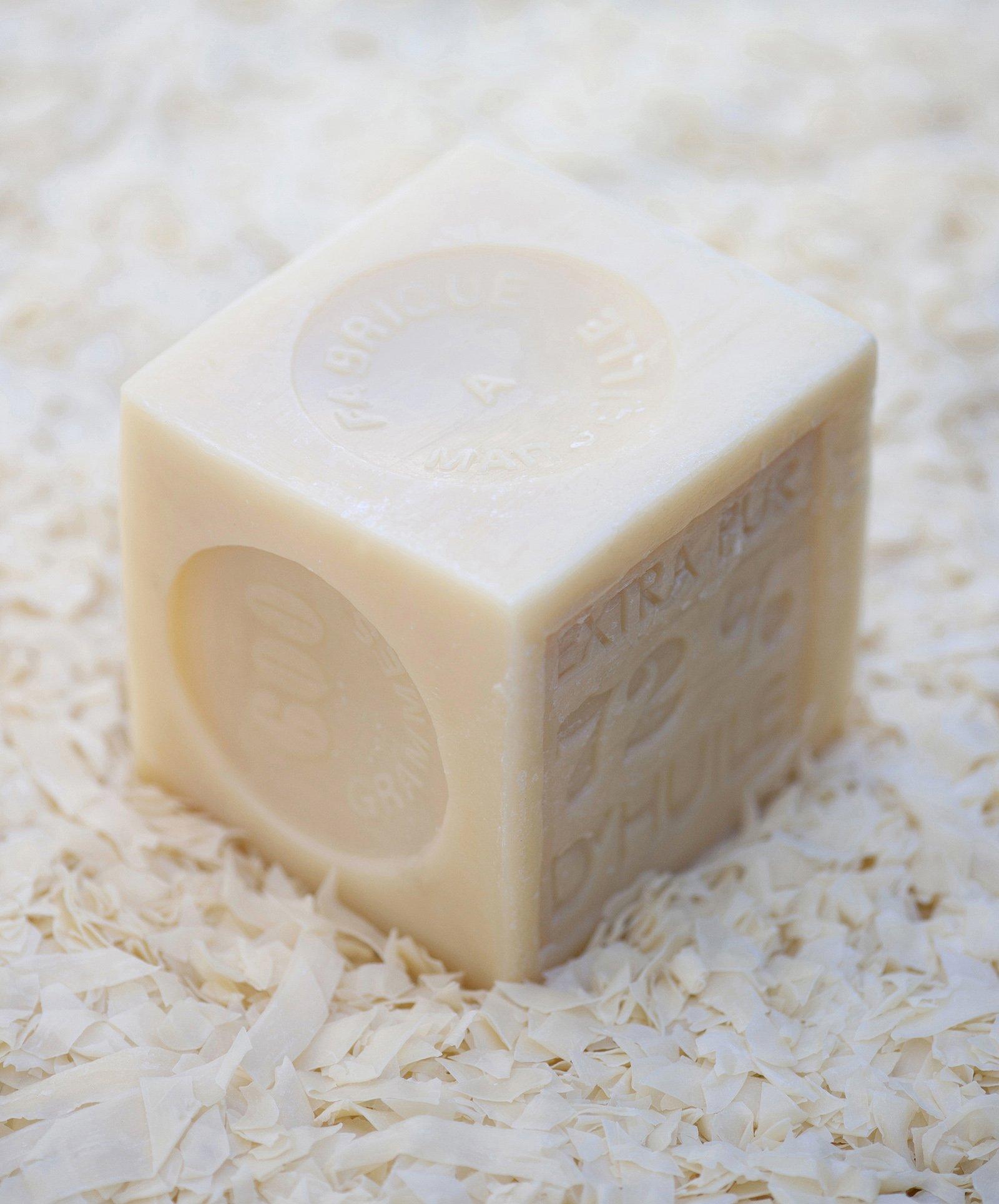 Authentique savon de Marseille Végétal