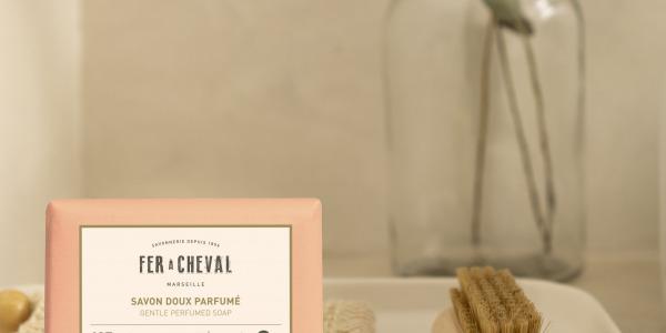 Lancement du savon doux parfumé Jasmin Ambré